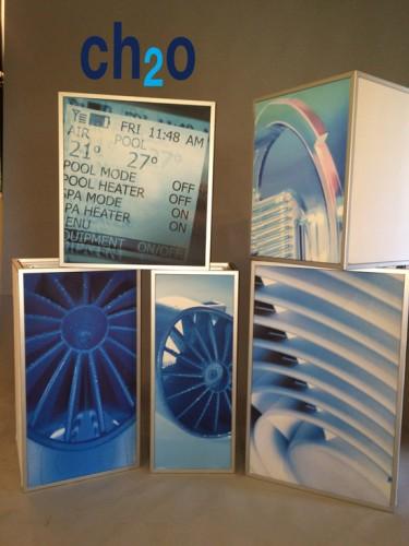 plv présentoir display carton