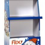 plv présentoir display carton montage facile