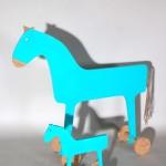 Découpe numérique de bois médium peinture et assemblage