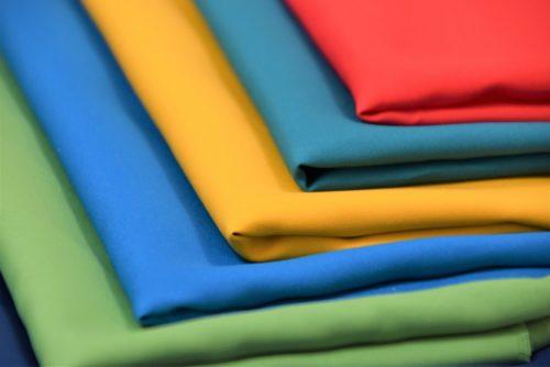 Toile de couleur